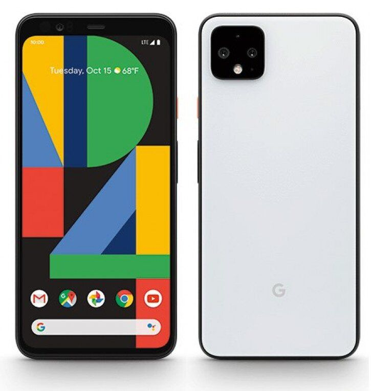 Google Pixel 4 XL 64GB Clearly White - Kokos — інтернет ...