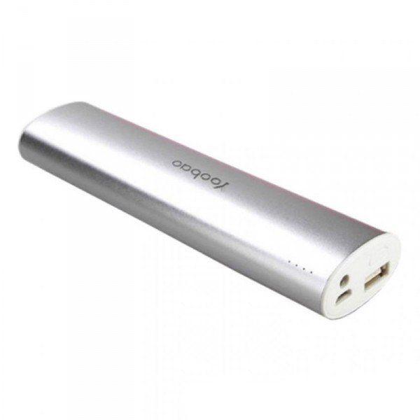 Yoobao power bank 10400mah magic wand yb 6014 silver for Samsung magic wand