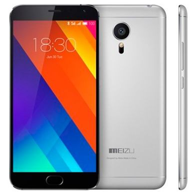 Meizu MX5 16GB (Black/Silver)