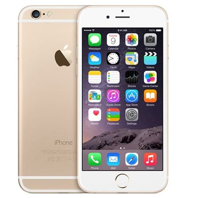 Apple iPhone 6 64GB (Gold) (MG4J2) *RFB