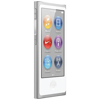 Apple iPod nano 7 16Gb (Silver) MD480