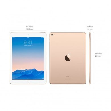 Apple iPad Air 2 Wi-Fi 128GB Gold (MH1J2)