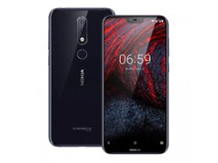Nokia 6.1 Plus 4/64GB Dual Sim White