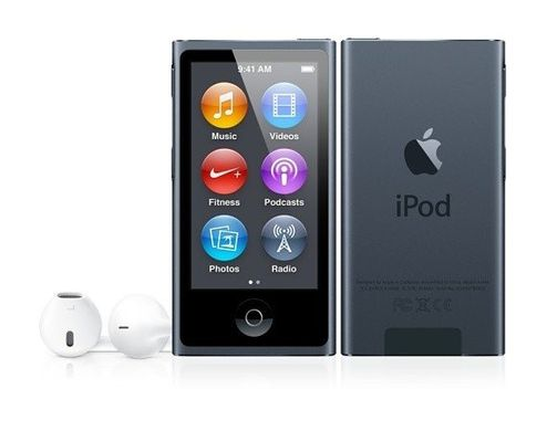 Apple iPod nano 7 16Gb (Slate)