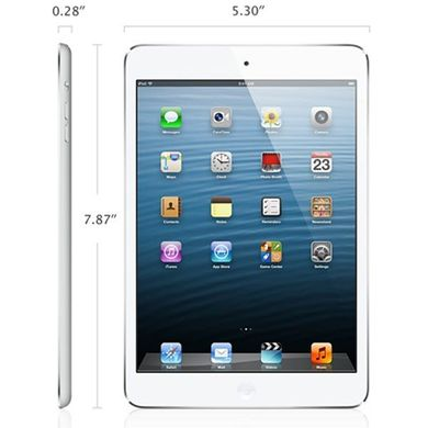Apple iPad mini 32Gb Wi-Fi + Cellular (White)