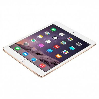Apple iPad mini 3 Wi-Fi + LTE 64GB Gold (MH392)