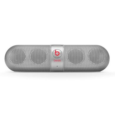 Beats by Dr. Dre Pill 2.0 (Silver)
