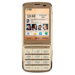 Nokia C3-01 (Dark Gold)