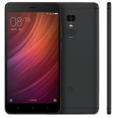 Xiaomi Redmi Note 4 4/64GB Black (Snapdragon)