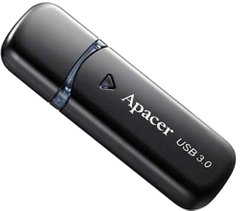 Флешка Apacer 64 GB AH355 Black
