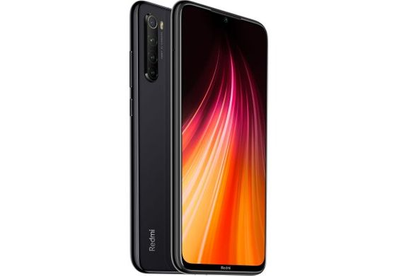 Xiaomi Redmi Note 8 4/64GB Black (Global Version)