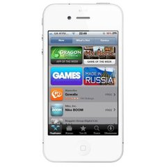Apple iPhone 4S 16Gb NeverLock (White) RFB