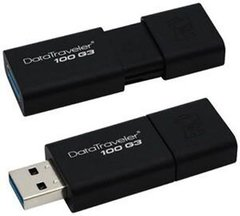 Флешка Kingston 64 GB DataTraveler 100 G3 DT100G3/64GB