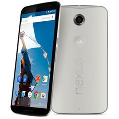 Motorola Nexus 6 64GB (Cloud White)