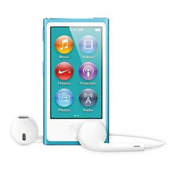 Apple iPod nano 7 16Gb (Blue) MD477