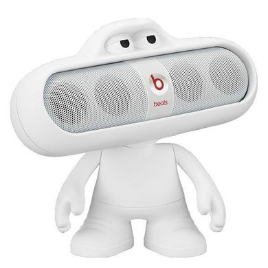 Держатель Beats Pill Character - Dude (White)