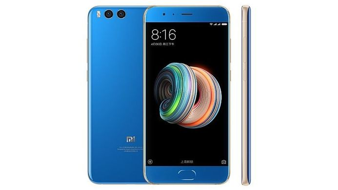 Xiaomi Mi Note 3 6/128GB Blue