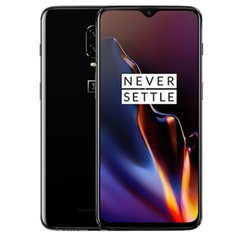 OnePlus 6T 8/128GB Mirror Black (Global Version)