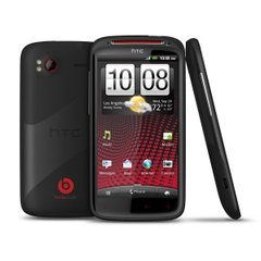 HTC Sensation XE (Black) Z715e + Beats audio