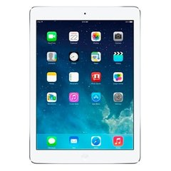 Apple iPad Air Wi-Fi + LTE 128GB - Silver (ME988, MD988)