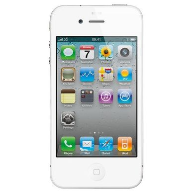 Apple iPhone 4 8Gb (White)