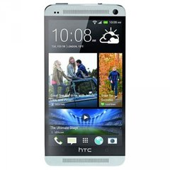 HTC One M7 802w Dual SIM (Black), Сріблястий, Qualcomm Snapdragon 600 APQ8064T, 1700 МГц, 32 ГБ, 2 Гб, 1920x1080