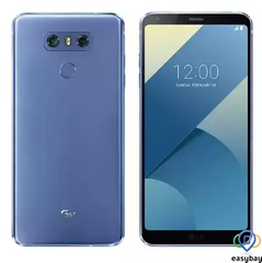 LG G6 Plus 128GB Blue (LGH870DSU)