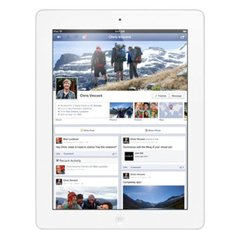 Apple iPad 4 64Gb Wi-Fi (White)