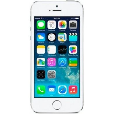 Apple iPhone 5S 16GB (Silver) RFB