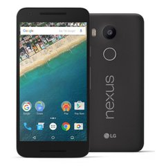 LG H791 Nexus 5X, Чорний, 32 ГБ, Qualcomm Snapdragon 808, 1440 + 1820 МГц, 32 ГБ, 2 Гб, 1920x1080