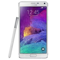 Samsung N910H Galaxy Note 4 (Frost White)