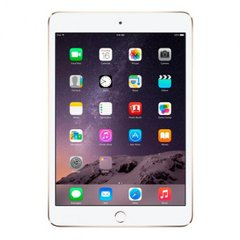 Apple iPad mini 3 Wi-Fi + LTE 128GB Gold (MH3N2)