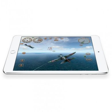 Apple iPad mini 3 Wi-Fi 16GB Gold (MGYE2), Серебристый, 16 ГБ, Wi-Fi