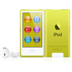 Apple iPod nano 7 16Gb (Yellow)