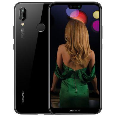 610672b9581a3 HUAWEI P20 Lite 4/64GB Black (51092GPP) (EU) - Kokos — интернет-магазин