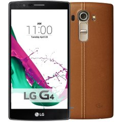 LG H815 G4 (Genuine Leather Brown)