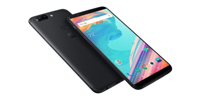 OnePlus 5T 8/128GB Black