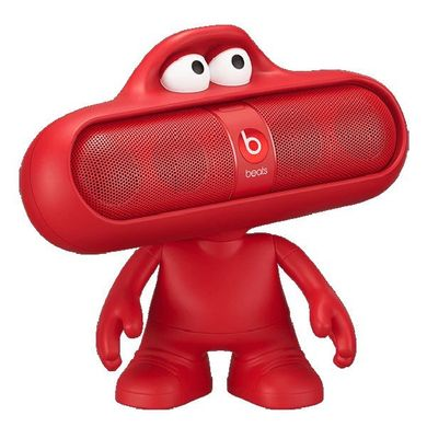Держатель Beats Pill Character - Dude (Red)