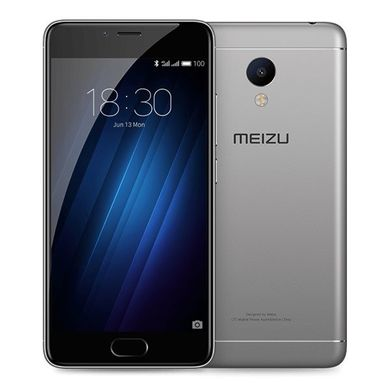Meizu M3s 32GB (Gray)