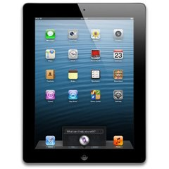 Apple iPad 4 32Gb Wi-Fi (Black)