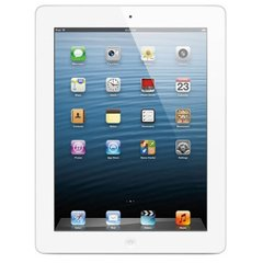 Apple iPad 4 128Gb Wi-Fi + Cellular (White)