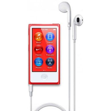 Apple iPod nano 7 16Gb (Red)