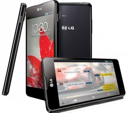 LG E975 Optimus G (Black)