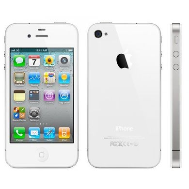 Apple iPhone 4S 64Gb (White) RFB
