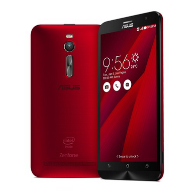 ASUS ZenFone 2 ZE551ML (Glamour Red) 2/16GB