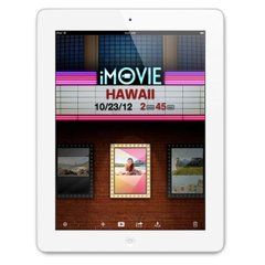 Apple iPad 4 64Gb Wi-Fi + Cellular (White)