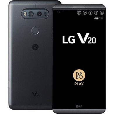 LG H990 V20 Dual 64GB (Black) *NEW*