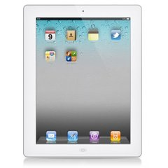 Apple iPad 4 128Gb Wi-Fi (White)