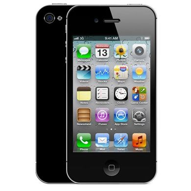 Apple iPhone 4S 16Gb NeverLock (Black) RFB