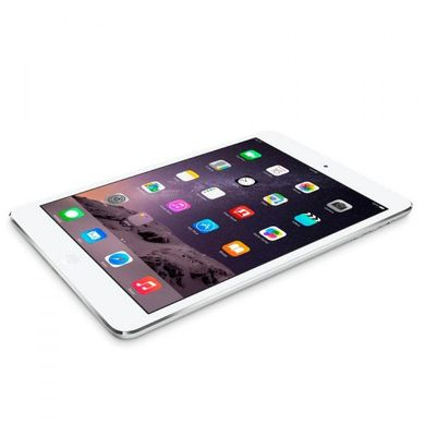 Apple iPad mini 2 with Retina display Wi-Fi 128GB Silver (ME860)